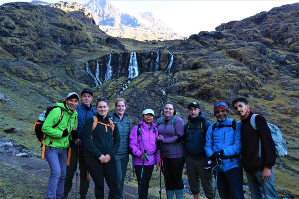 best lares trek company