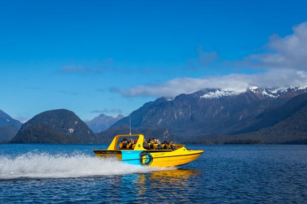 Te Anau Jet Boating