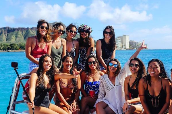 Honolulu reef cruise