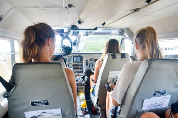 scenic flight whitsundays deal