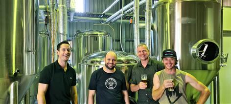 Cairns Brewery & Distillery Tour