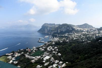 Exploring Capri and Anacapri from Naples