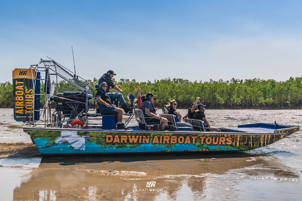 Darwin Airboat Tours special