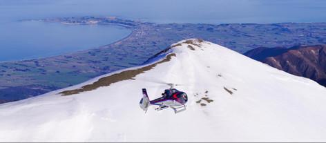 70 Minute Kaikoura Grand Alpine Helicopter Tour