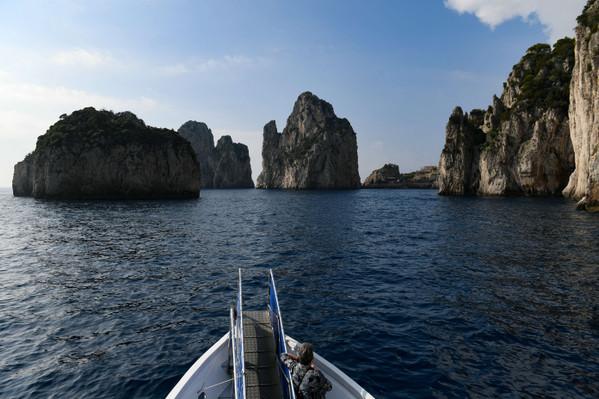 Island Capri tour