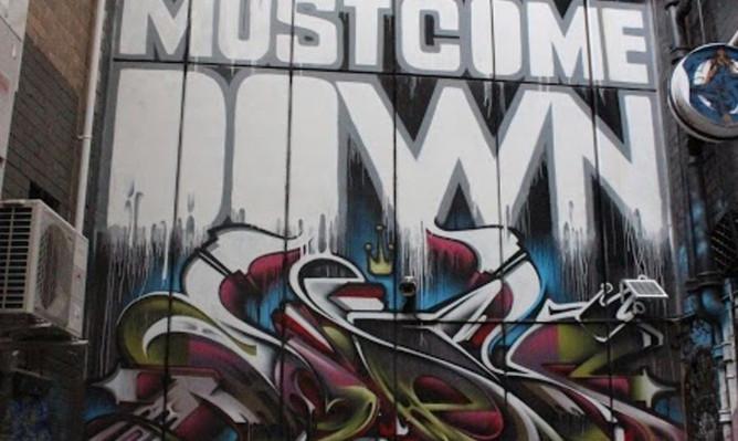 Melbourne street art tour deals