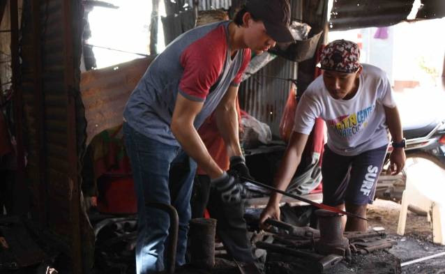 blacksmith cambodian course discount