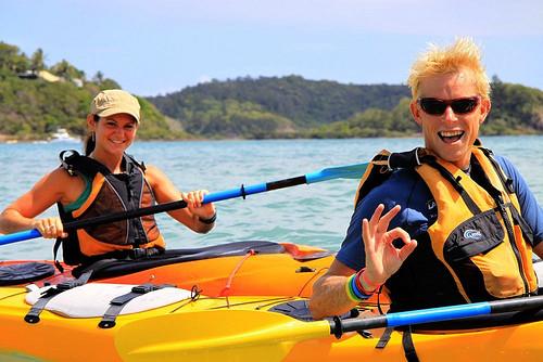 Whitsunday kayaking reviews