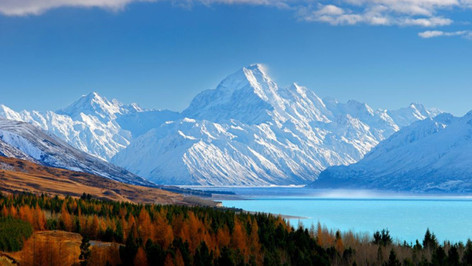 Mt Cook Adventure Day Tour from Queenstown
