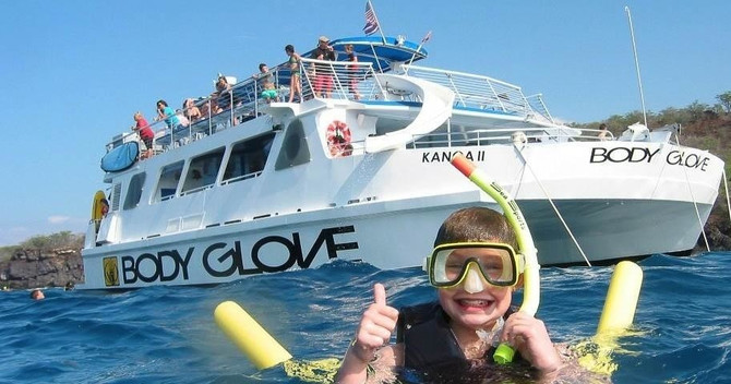 Big Island Land & Sea Combo Tour