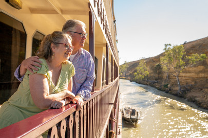 4 Night Outback Heritage Cruise Murray River