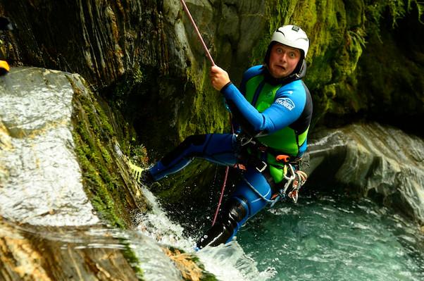 mount aspiring canyoning best deal