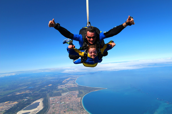Skydive Rockingham 14,000ft Tandem Skydiving