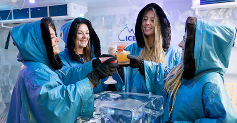 IceBar Melbourne Deluxe Entry And Drinks