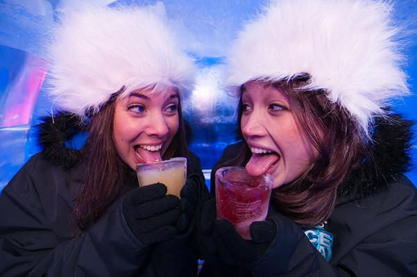 Queenstown ice bar voucher