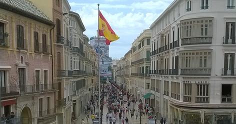 Málaga Walking Tour