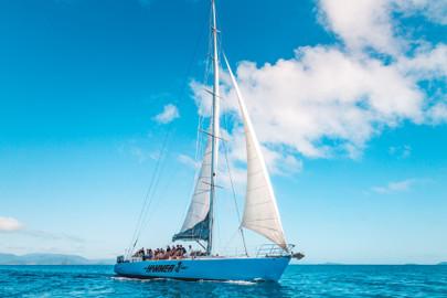 3 Day, 2 Night Whitsundays Sailing Adventure