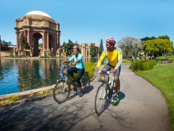 1 Day Self Guided San Francisco Bike Tour