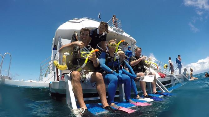 best great barrier reef tour