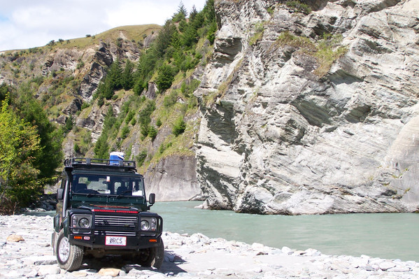 Skippers Canyon tour reviews