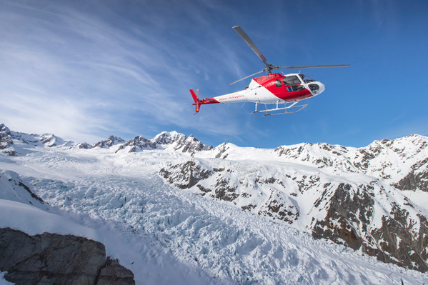 helicopter flight mount cook