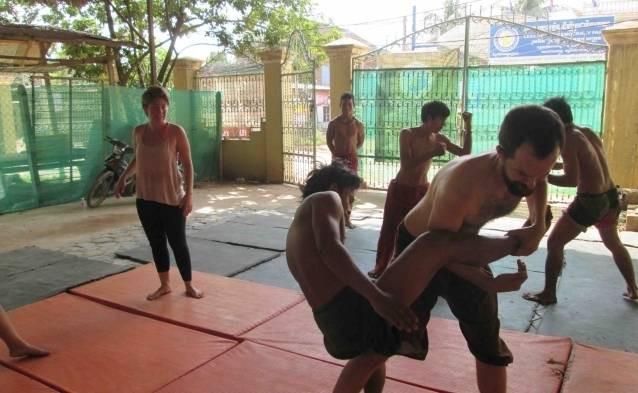 khmer traditionnal martial arts
