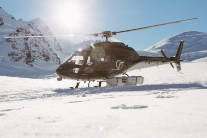 Mount Cook 45-Minute Scenic Flight In A Ski Plane Or Helicopter