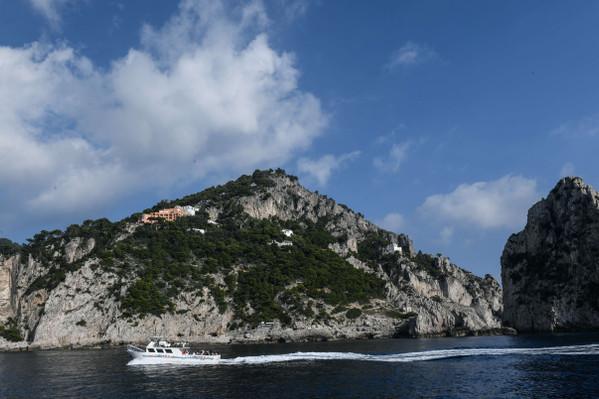Capri coast to coast