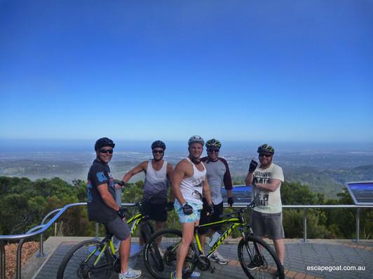 Lofty Descents Tour
