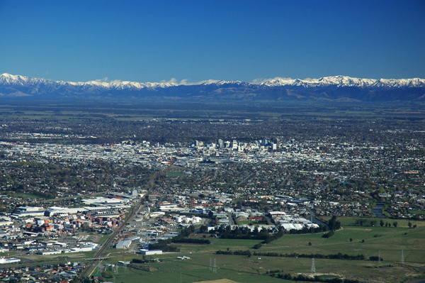 Christchurch Scenic Flight Discount