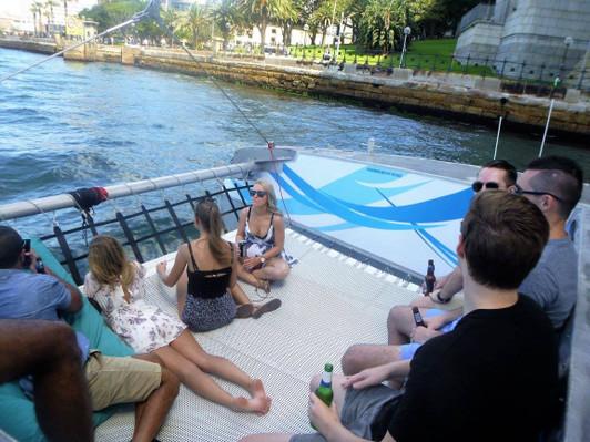 Sydney Harbour Beach Party coupon