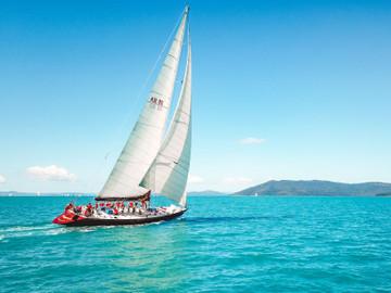 4 Day, 3 Night Whitsunday Sailing Tour On Maxi Yacht Condor
