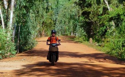 Khmer Way Motorbike Tour