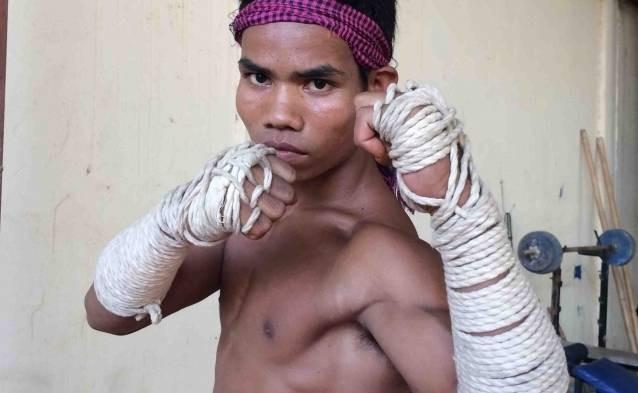 Khmer Warrior Class