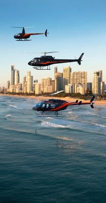 Jet boat and Heli Combo Gold Coast