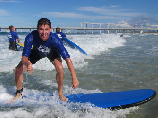 surfing east coast australia