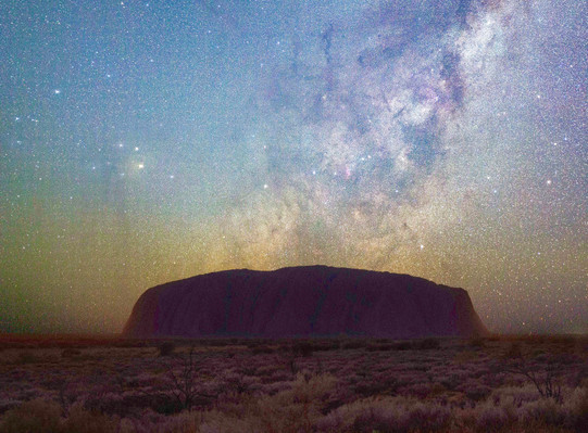 Ayers Rock Stargazing