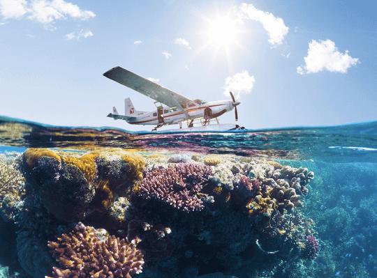 Whitsundays Panorama Seaplane Tour