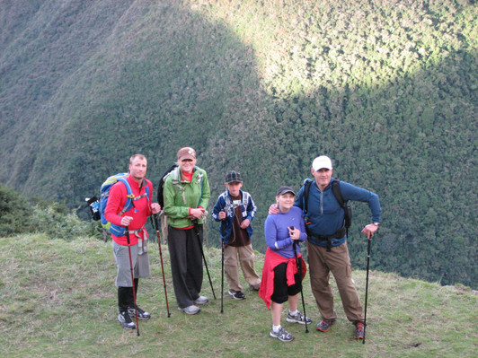 4 DAY INCA TRAIL TREK TO MACHU PICCHU 5