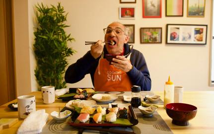 Wagyu Kaiseki Japanese Cooking Class