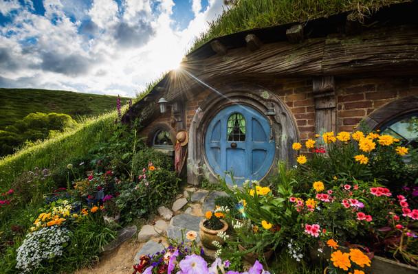 The Hobbiton movie set tour promo code