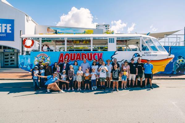 Aquaduck Sunshine Coast Tour