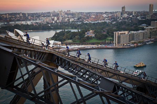 Sydney Harbour bridge climb tour voucher