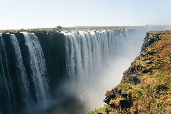 Victoria Falls South Africa