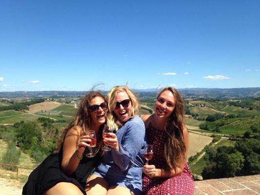 The Grape Escape Winery Tour