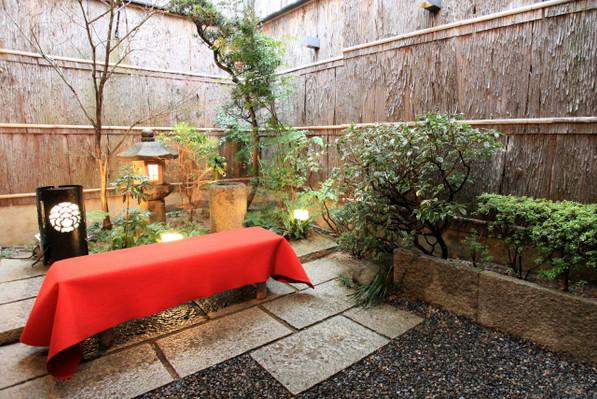 kyoto maiko dress up experience garden