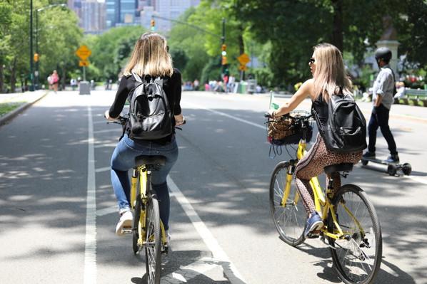 Brooklyn Bridge Bike Hire
