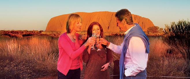 Piti Pass AAT Kings Uluru Tour
