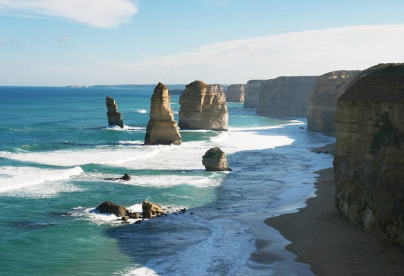 great ocean road from melbourne