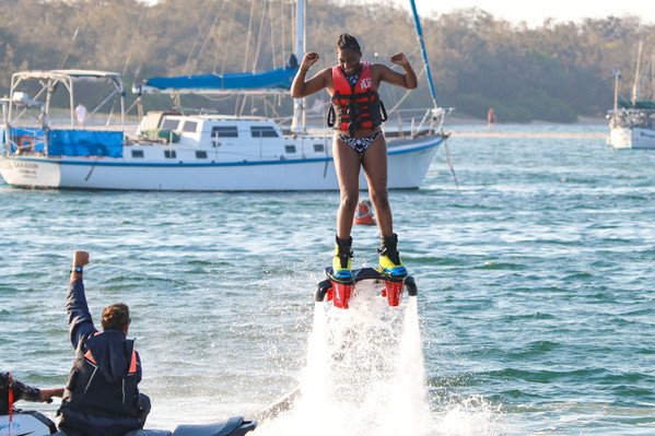 Surfers Paradise Fly Board